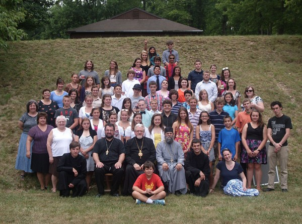 Ukrainian Orthodox Church of the USA - Teenage Conference
