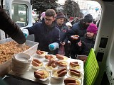 Providing Food for the People in Need in Ukraine