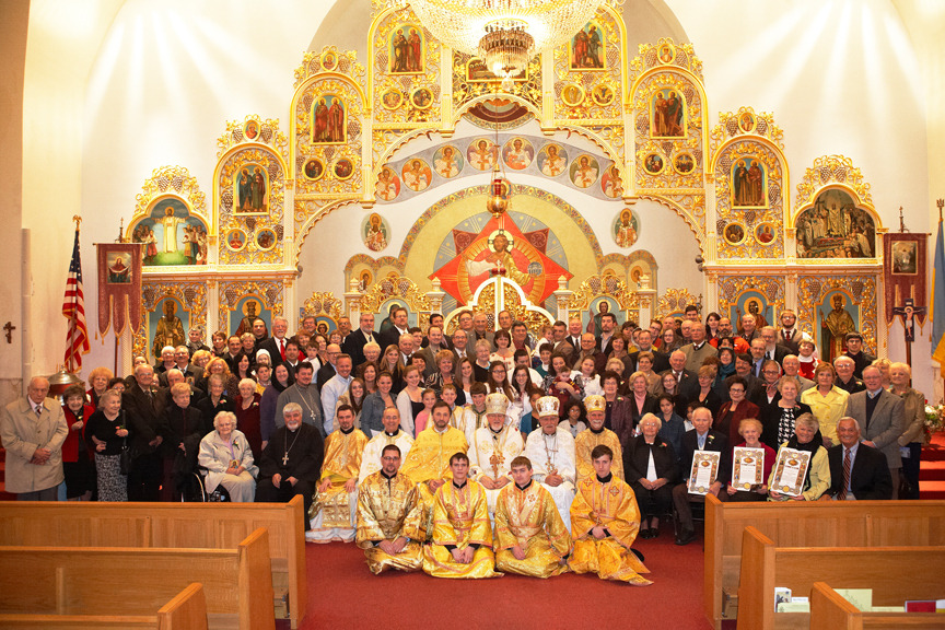 Ukrainian Orthodox Church of the USA - 85th Parish ...