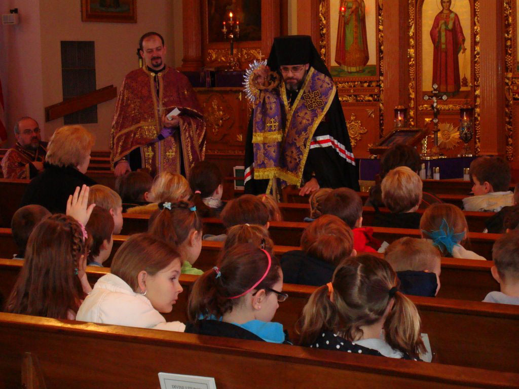 Sunday of Orthodoxy in Parma, OH