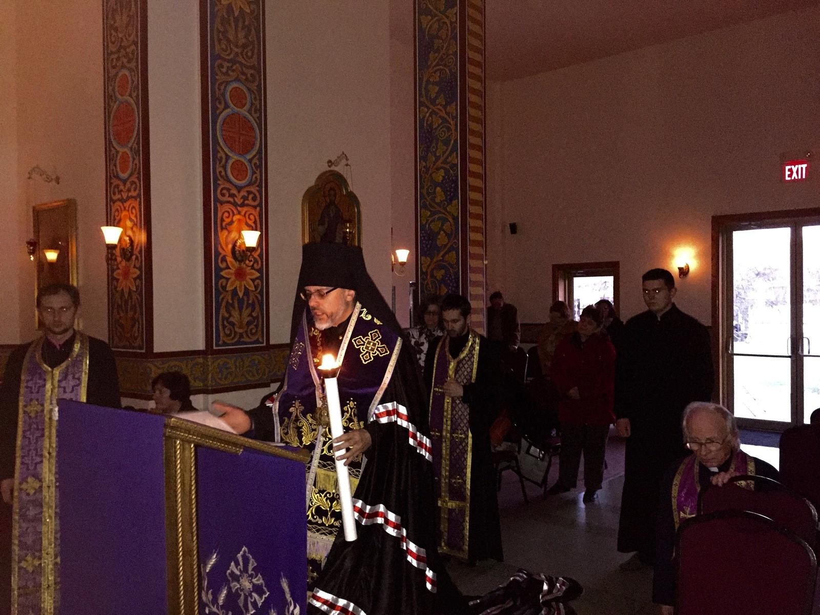 Ukrainian Orthodox Church of the USA - Penitential Canon of