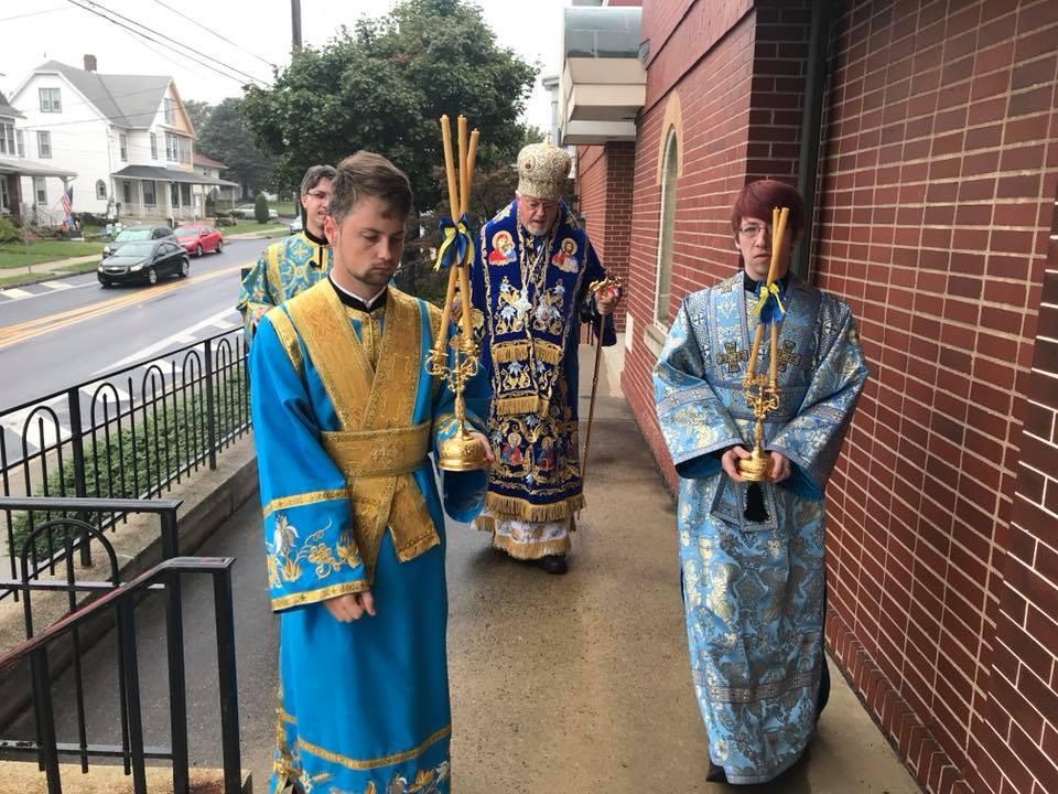 Ukrainian Orthodox Church of the USA - 100th Anniversary ...
