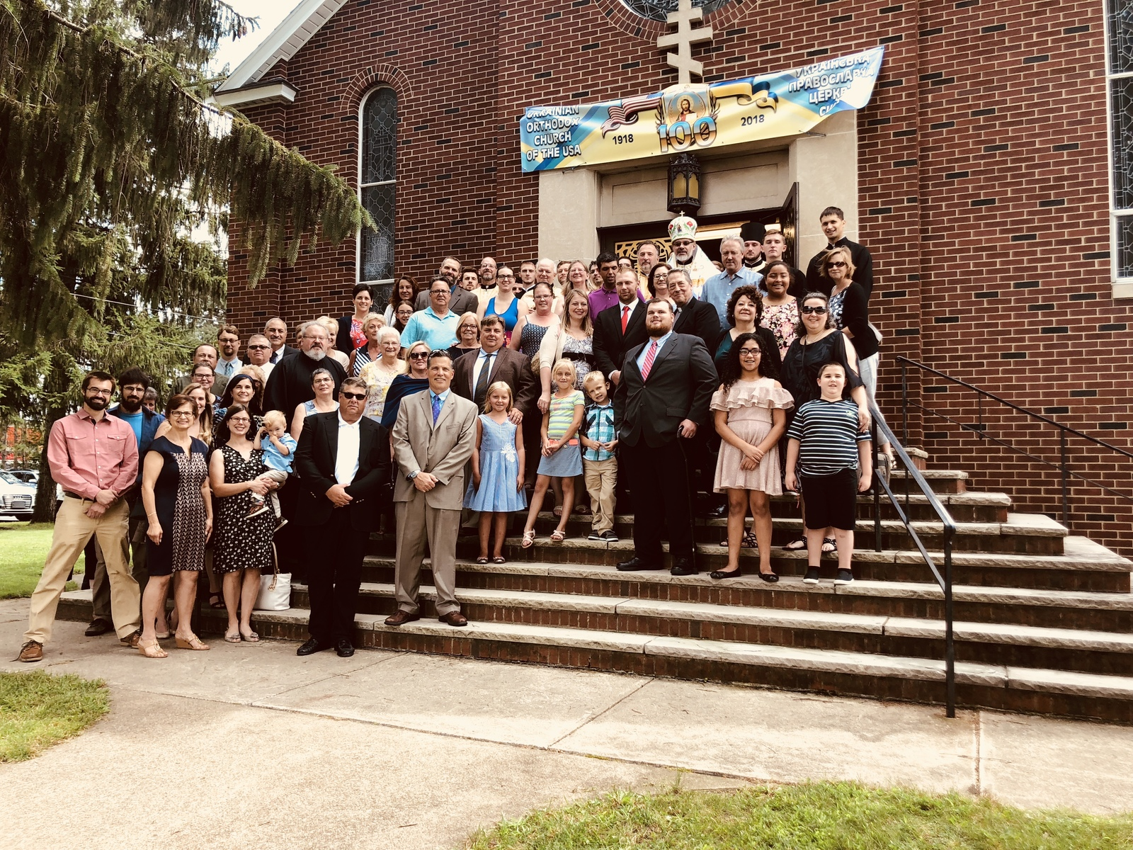 Ukrainian Orthodox Church Of The Usa Pennsylvania Parish Honors