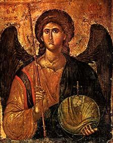 A Prayer to St. Michael the Archangel | Ukrainian Orthodox ...